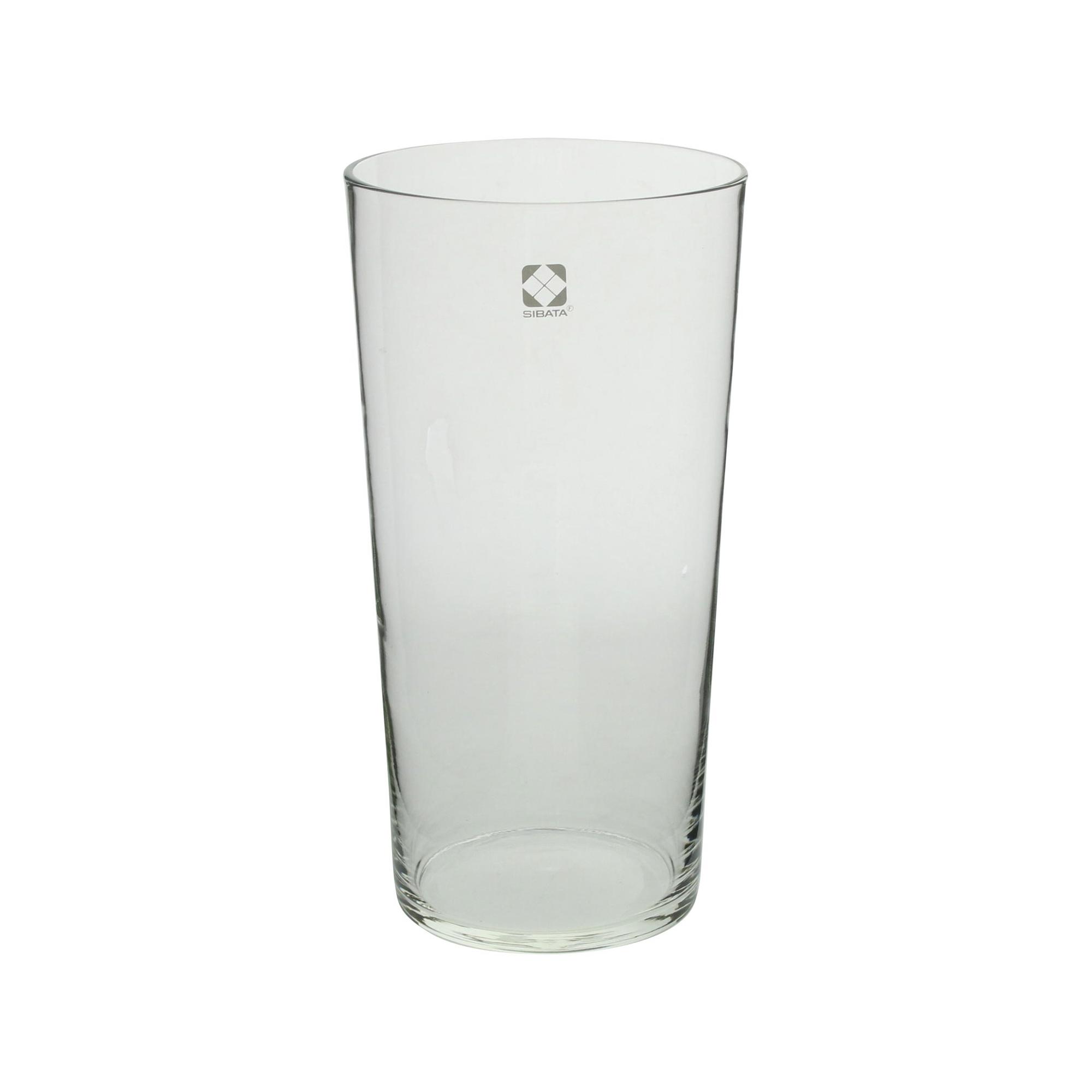 ダストジャーH型用 ガラス円筒 外径φ137mm 高さ250mm 内径φ127mm