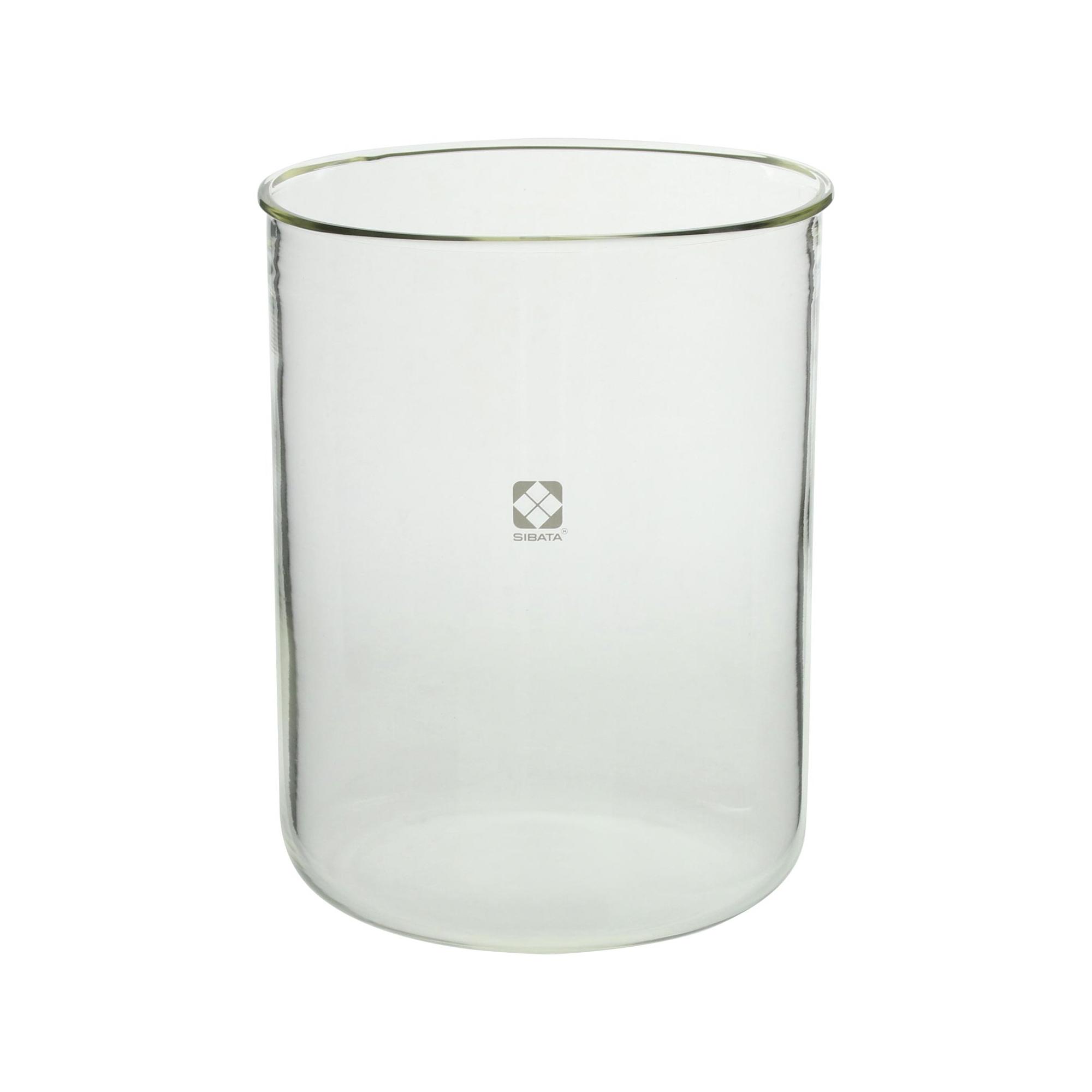 ダストジャーH型用 ガラス円筒 φ165mm