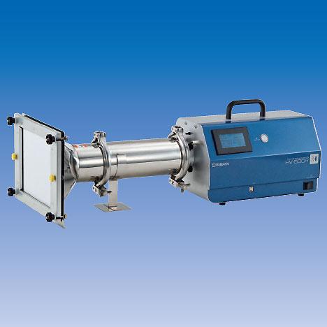 ハイボリウムエアサンプラー HV-500RD1(ダイオキシン用)