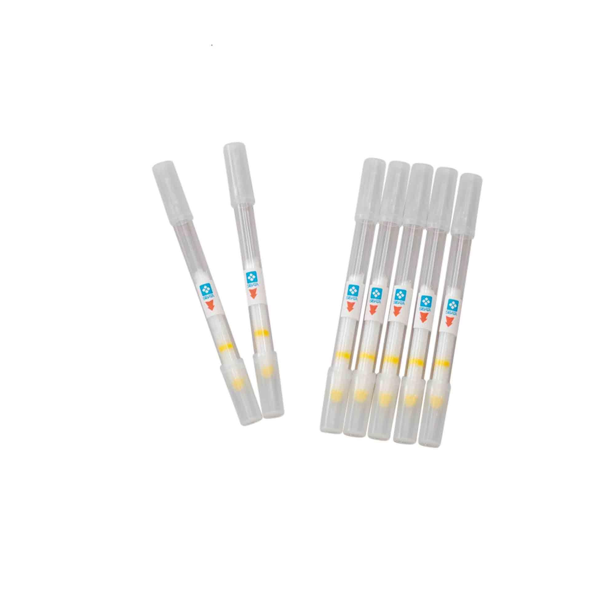 有機ガス捕集用吸着管 シリカゲルチューブ・スタンダード型(12本)