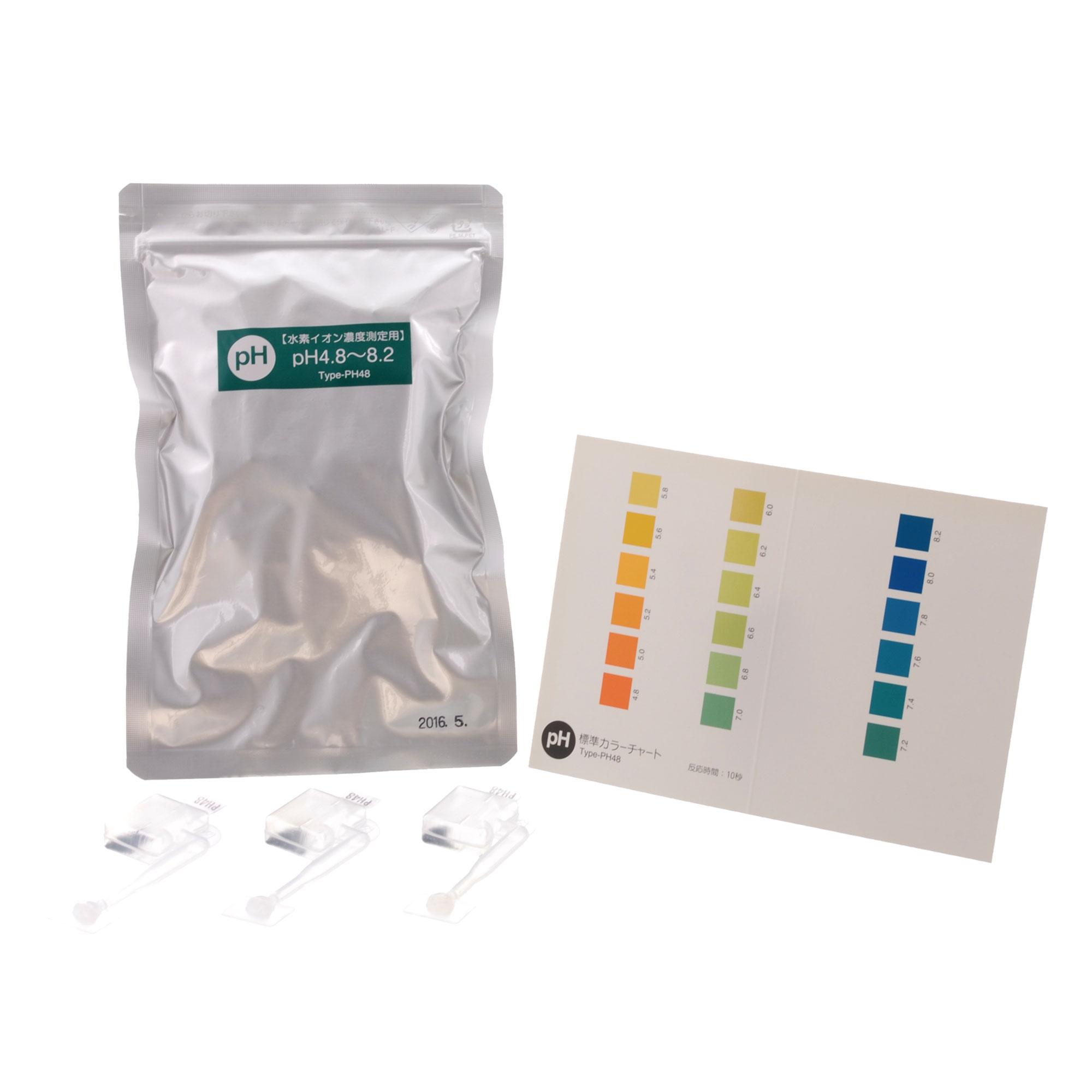 シンプルパック 水素イオン濃度 pH48(48回分)