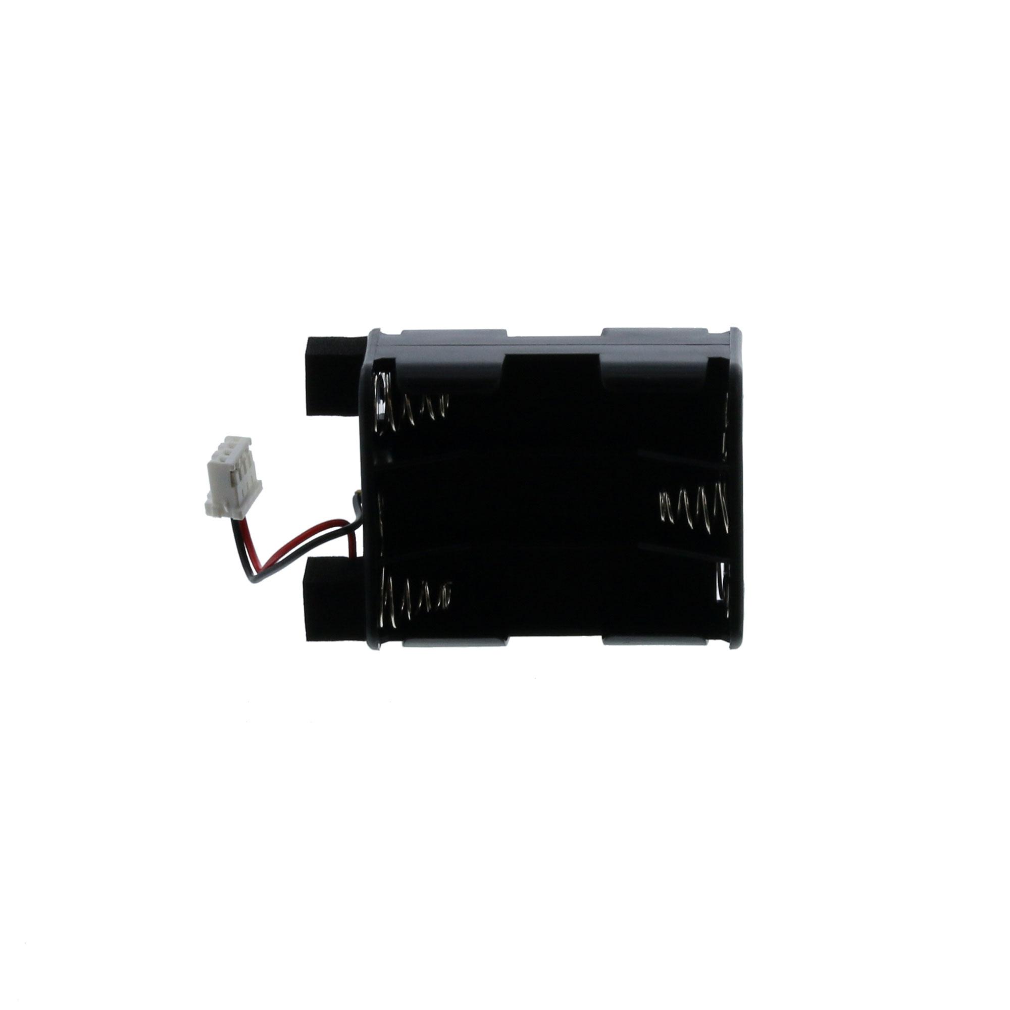MP-W5P型用 乾電池ホルダー SN3-6B
