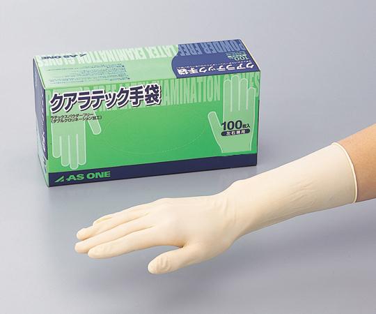 8-4053-11 クアラテック手袋(DXパウダーフリー) L(10箱) アズワン(AS ONE)