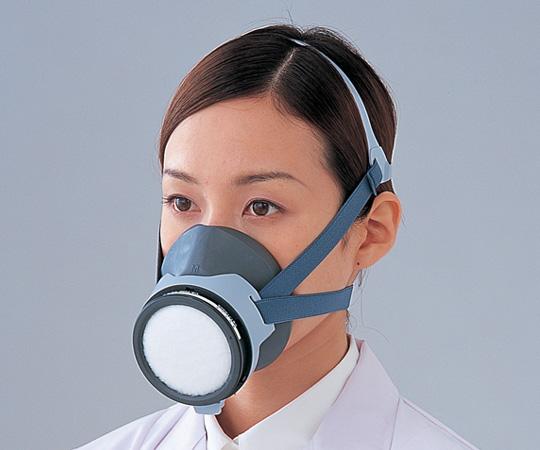 防毒マスク(低濃度用0.1%以下)