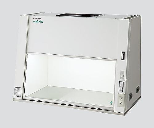 7-3432-02 卓上クリーンベンチ (殺菌灯付き) HCB-1200UV アズワン(AS ONE)