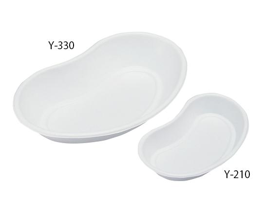 8-8877-02 ディスポ膿盆(樹脂製) 小 210×120×30mm Y-210(100枚) アズワン(AS ONE)