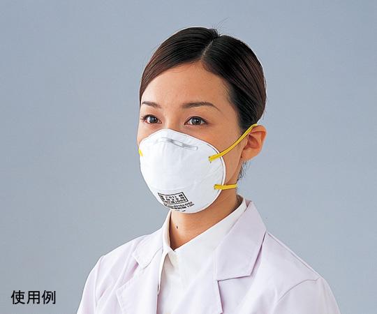 使い捨て式防塵マスク 8210J-DS2(20枚)
