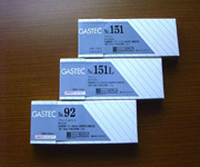 検知管 No.121SP(10本) ガステック(GASTEC)【Airis1.co.jp】