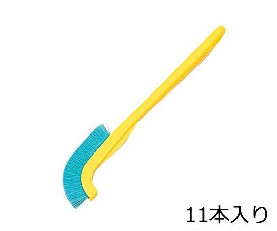 9-830-02 LABORAN ナイロンホルダーブラシ J-N(10+1本) アズワン(AS ONE)