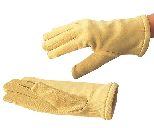 クリーンルーム用耐熱手袋 334-049