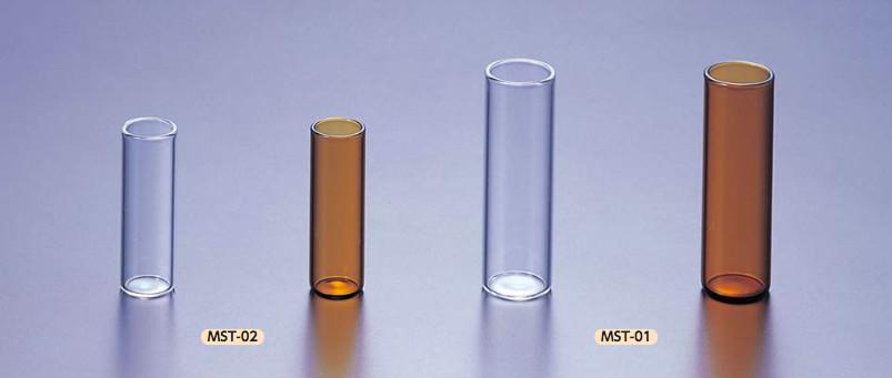 ミクロバイアル ストレートタイプ 透明 MST-02(200本)