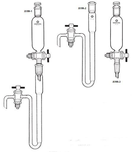 JS199-2 硝酸性窒素還元カラム JS199型 カラムのみ 桐山製作所(KIRIYAMA)