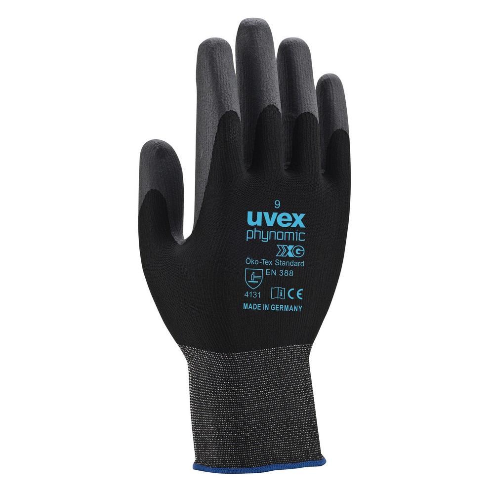304-0000017 汎用作業用手袋 フィノミック(phynomic) XG 60070 サイズ8(M) コクゴ(KOKUGO)