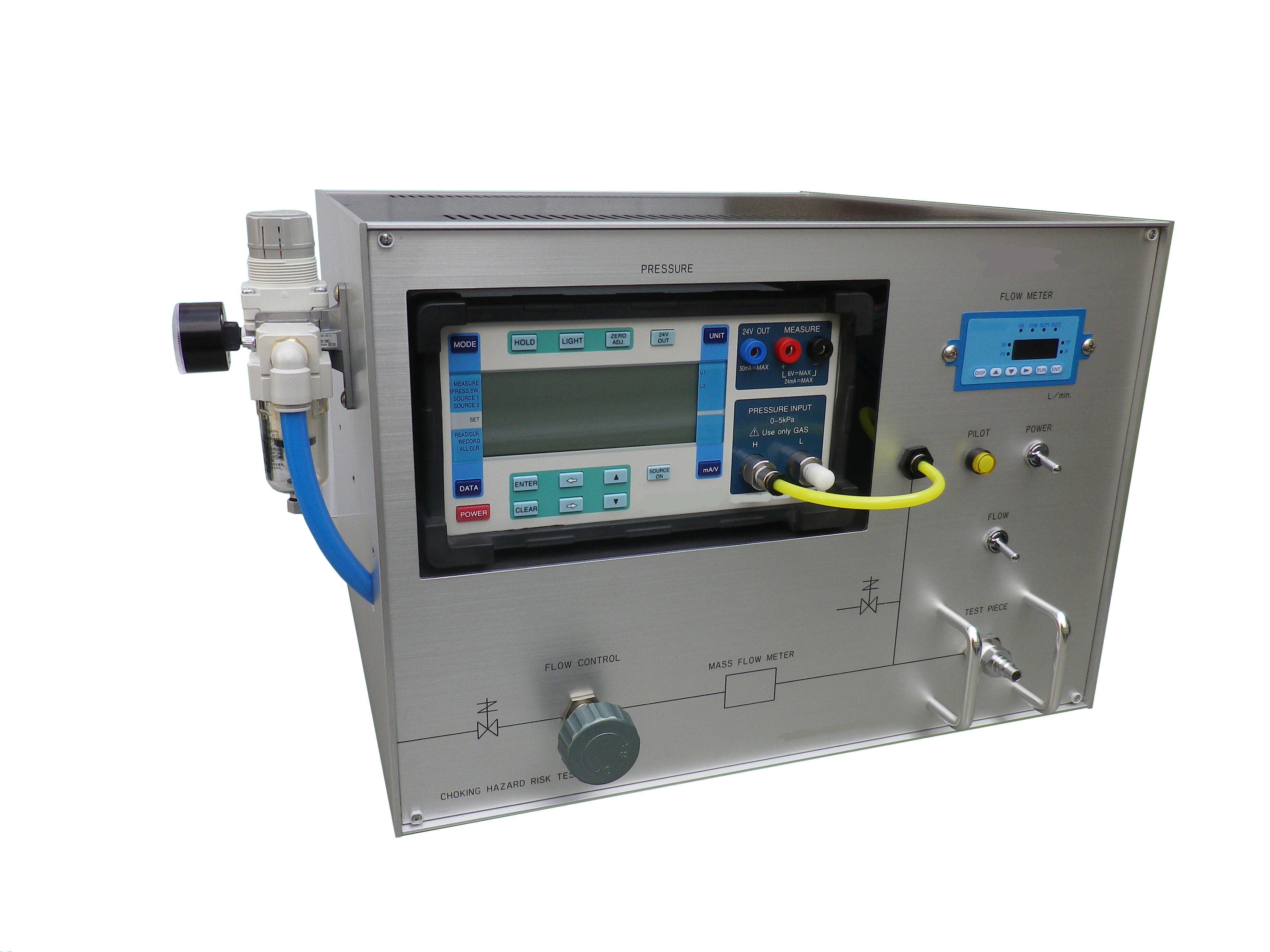 空気流量試験装置 CR-1型 Airis1.co.jp