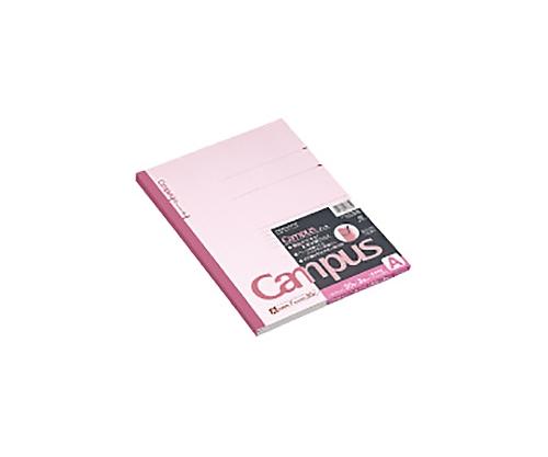 キャンパスノート(普通横罫) A4 30枚A罫パック ノ-203AX3(3冊)