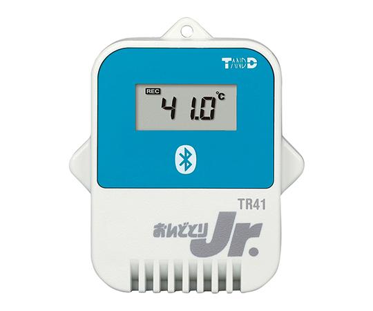 おんどとりJr.(Bluetooth対応 センサ内蔵 温度1ch) TR41 ティアンドデイ