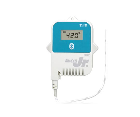 おんどとりJr.(Bluetooth対応 センサ外付 温度1ch) TR42