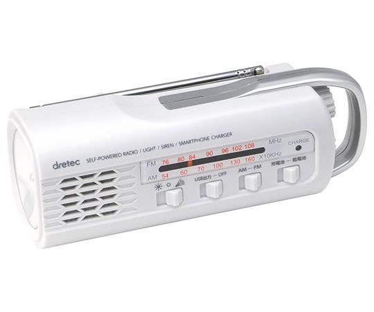 さすだけ充電ラジオライト ホワイト PR-321WT