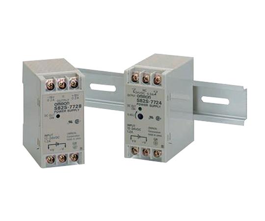 スイッチング・パワーサプライ(3/7.5Wタイプ) S82S S82S-7727 DC +12V0.3A -12V0.2A