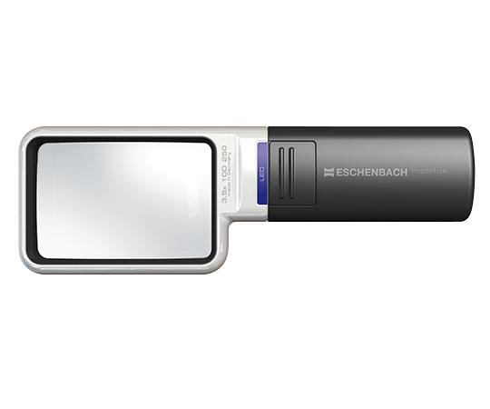 LEDワイドライトルーペ 1511