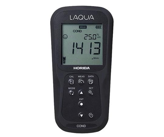 D-220C-S 【ポータブル/ハンディ電気伝導率セット】フィールド型ポータブル水質計LAQUA D-220C-S 堀場製作所(HORIBA)