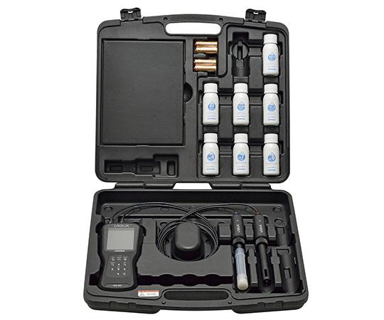 フィールド型マルチデジタル水質計LAQUA pH・電気伝導率センサセット WQ-320PC-S