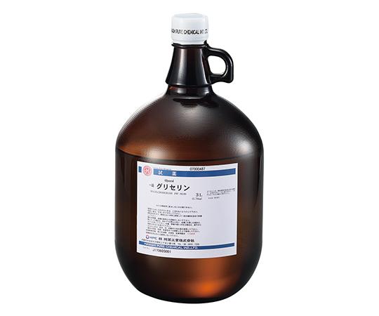 グリセリン 一級 3L CAS No:56-81-5 07000487 林純薬工業