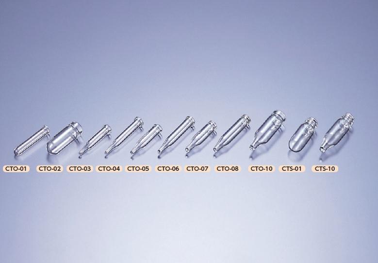 クロマトチューブ CTO-01(200本) マルエム 0514-01