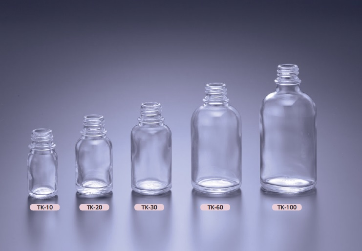 細口規格瓶 本体のみ マルエム【Airis1.co.jp】