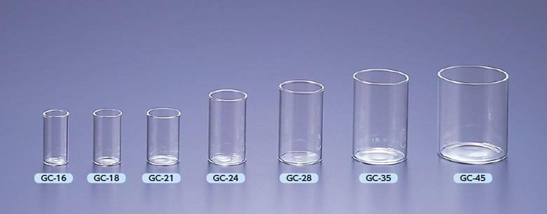 ガラスカップ GC-45(50本) マルエム【Airis1.co.jp】